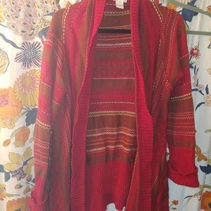Sundance cotton sweater